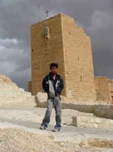 Bedouin child